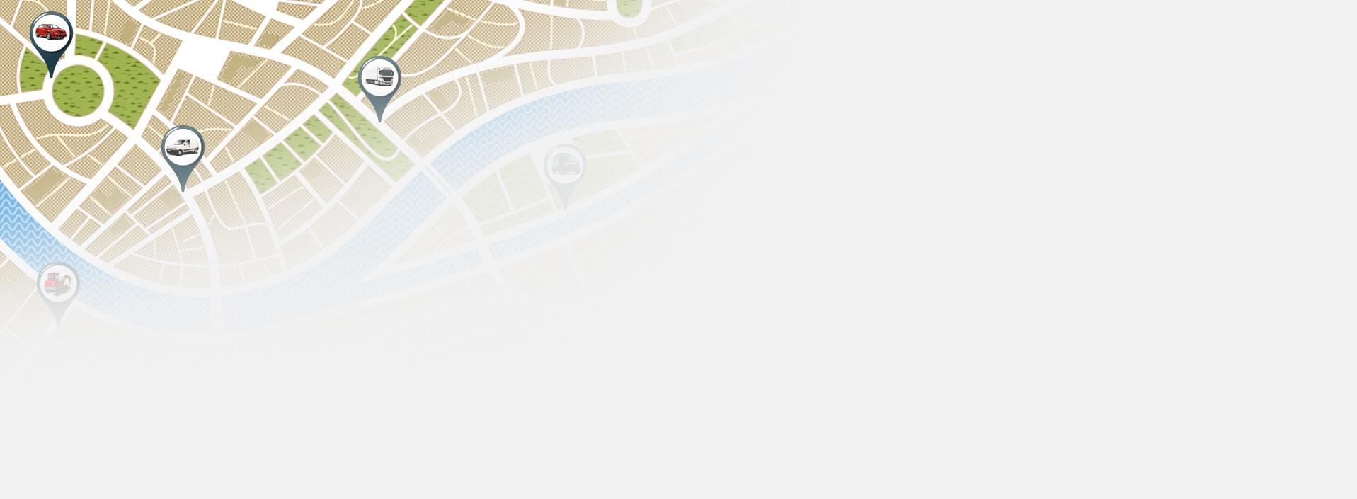 Fahrzeugortung, GPS Überwachung, Tracking:Ihre Fahrzeuge immer im Blick!