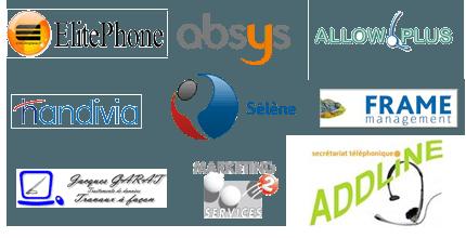 Service Ponctuel ou Régulier :Réception des Appels, Administratif, Saisie, Retranscription…