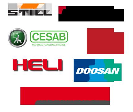 Chariots Électriques, Gaz ou Diesel :Comparez 1600 modèles de Marques différentes!