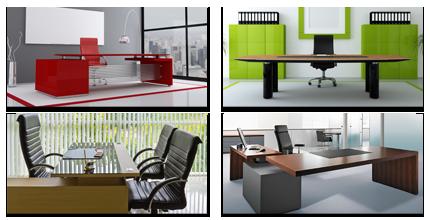 Design, Moderne ou Contemporain :Trouvez du mobilier de direction adapté et au meilleur prix
