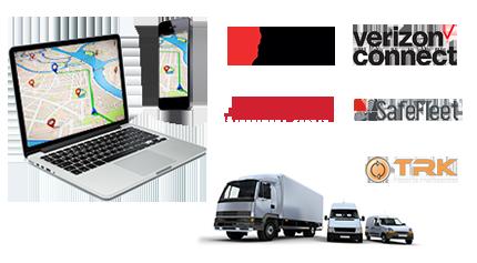 Efficacia, Risparmia, ProfittabilitàSegui in tempo reale la tua Flotta su smartphone e PC